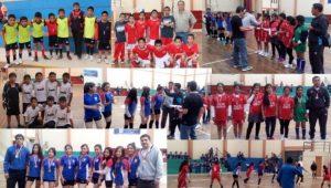 UGEL Cajamarca, inicia Juegos Deportivos Escolares categoría A – disciplina Futsal