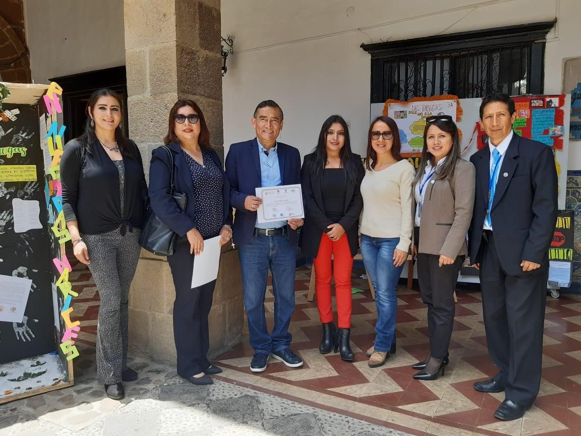 COMUDENA Premia a ganadores del Concurso de Periódicos Murales y de Historietas entre escolares