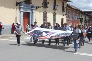 UGEL PARTICIPA DEL LANZAMIENTO DE CAMPAÑA CONTRA LA PIROTECNIA.